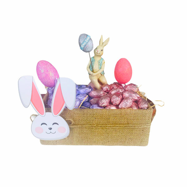 Easter Blessings - Medium Chocolate Gift Basket