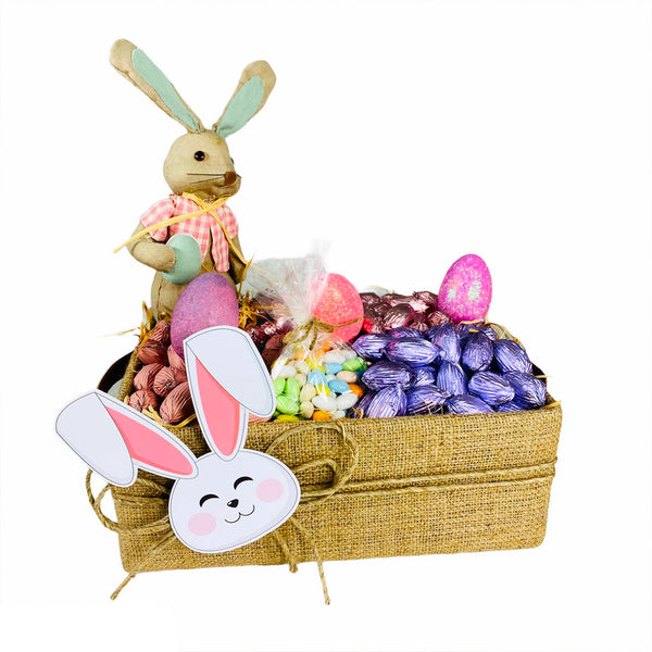 Easter Blessings - Large Chocolate Gift Basket