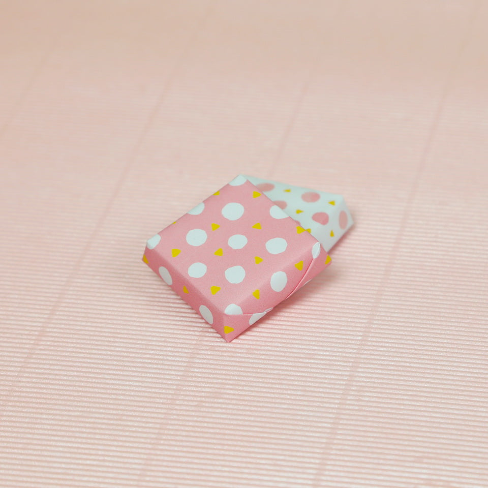 Baby Polka Dots Chocolate (Pack of 40)- Girl