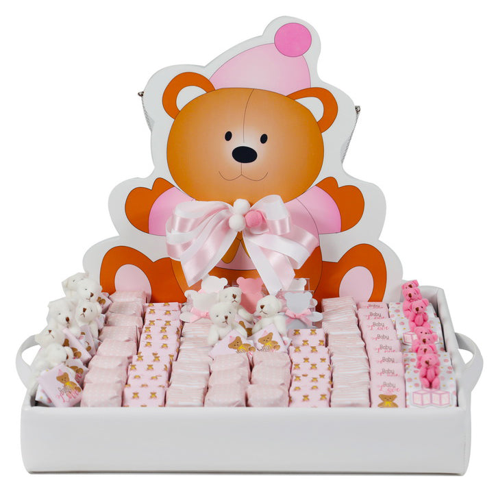 Teddy Chocolate Overdose Tray- Large