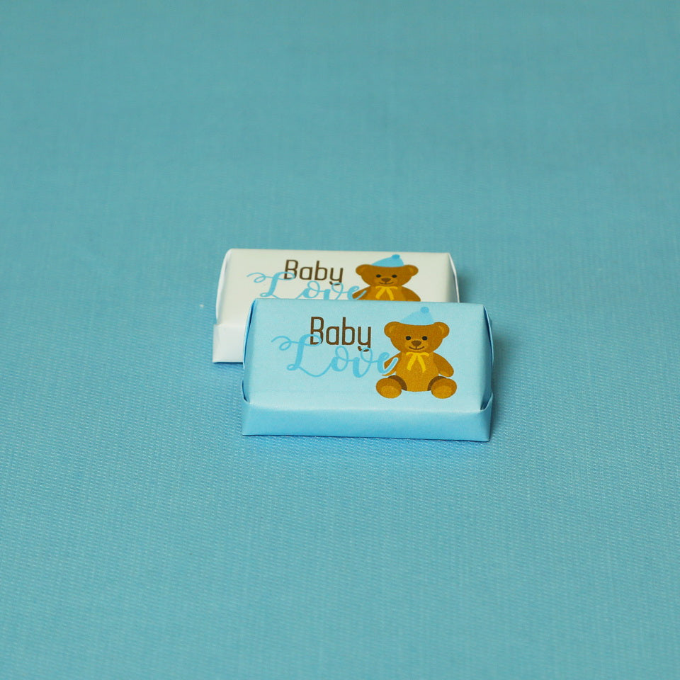 Baby Bear Chocolate (Pack of 40)- Boy