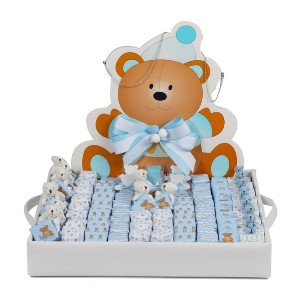 Teddy Chocolate Overdose Tray - Large