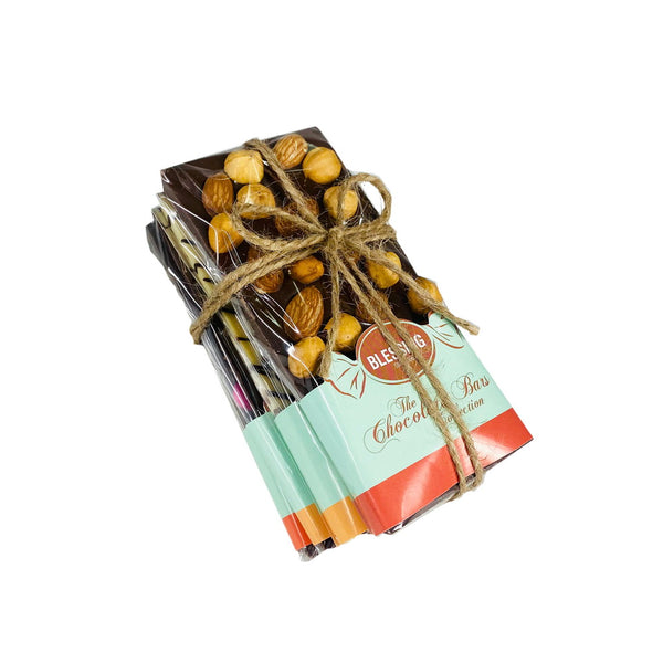 Chocolate Lover Bundle – 4 Gourmet Chocolate Bars