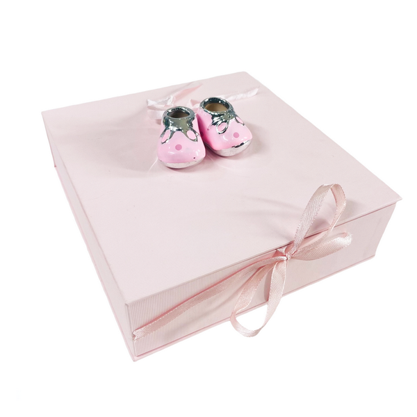 Pretty in Pink - Baby Girl Gift Box