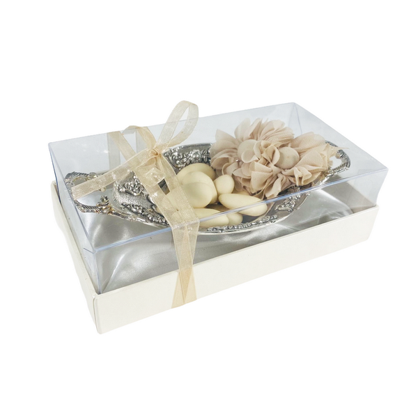 Sweet Silver - Decorative Tray