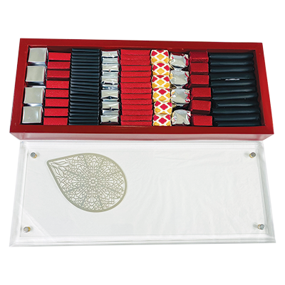 Signature Selection - Large Red Assorted Luxury Chocolate Gift