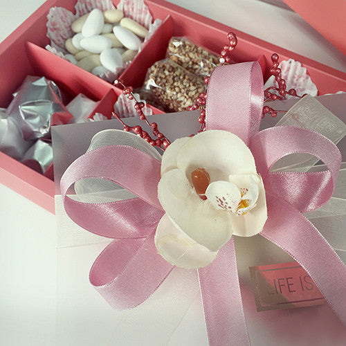 Pinkish Box For Mom