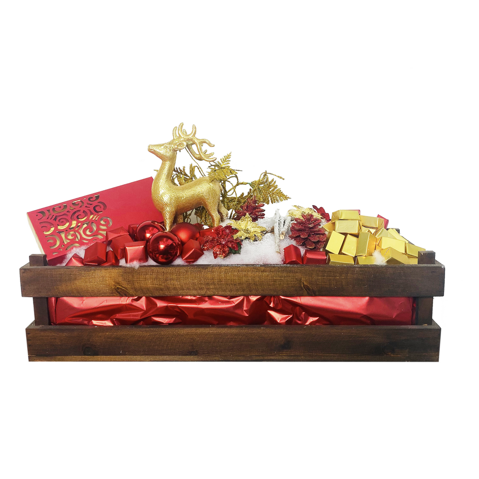 Heart-Warming, Gift-Bearing Tray