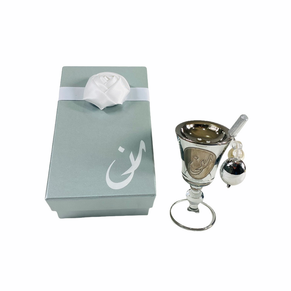 Dazzling in Crystal - Small Incense Burner