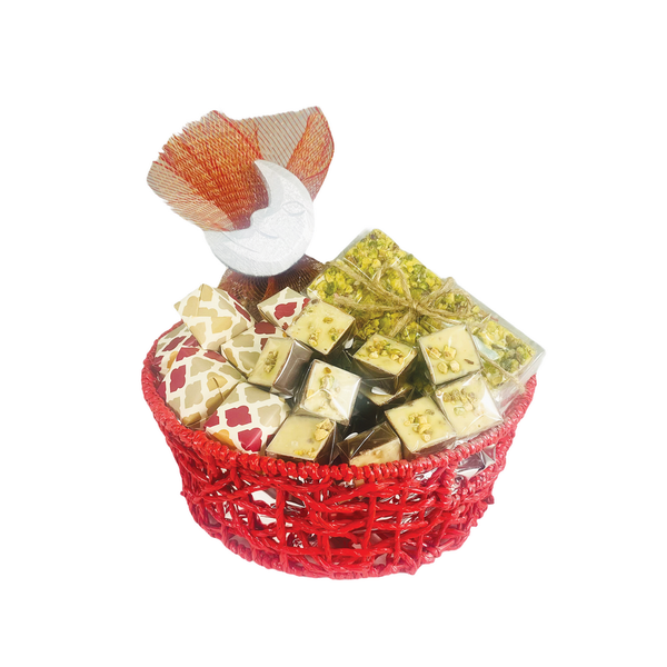 Suhour Surprise - Small Sweets Gift Basket
