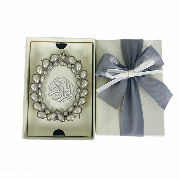 Pearls All Over - Quran with Stand