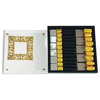 The Essentials - Medium Gold Assorted Luxury Chocolate Gift