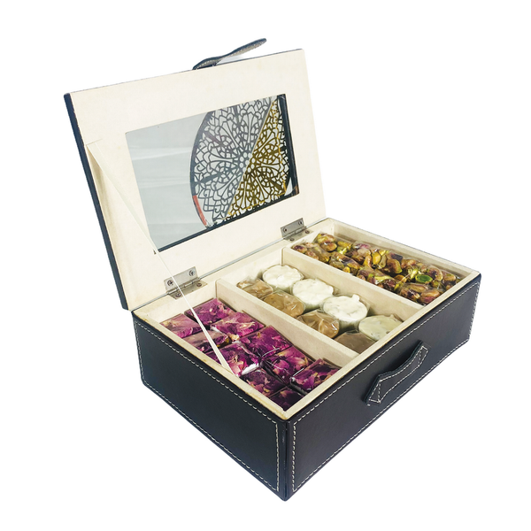 Oriental Touch - Assorted Sweets Gift Box