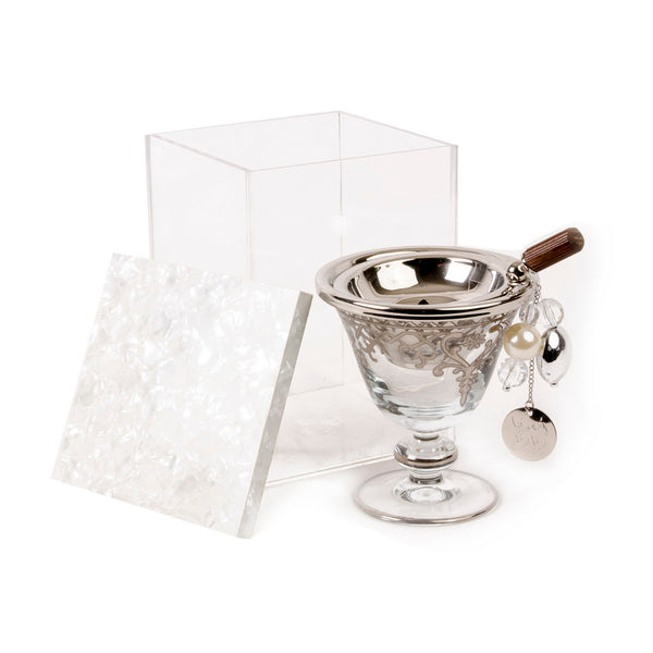 Dazzling in Crystal - Incense Burner