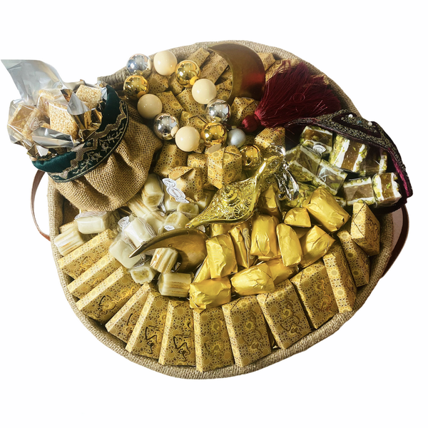 Enchanted Eftar - Assorted Sweets Basket