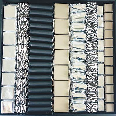 The Ultimate - Large Silver Assorted Luxury Chocolate Gift