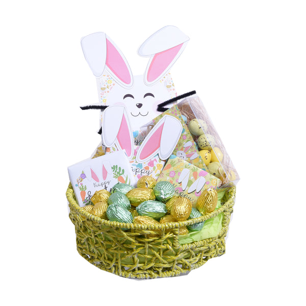 Assorted Chocolate Easter Gift Basket