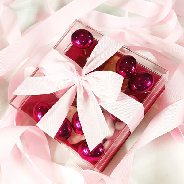 Shiny Pink Box