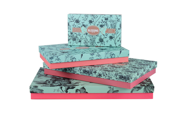 32 Pcs Floral Prepacked box