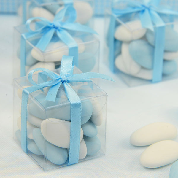 Baby Sugared Almonds Box - Pack of 8 pcs