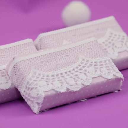 Lace Wrap Chocolate - Pack of 27 pcs