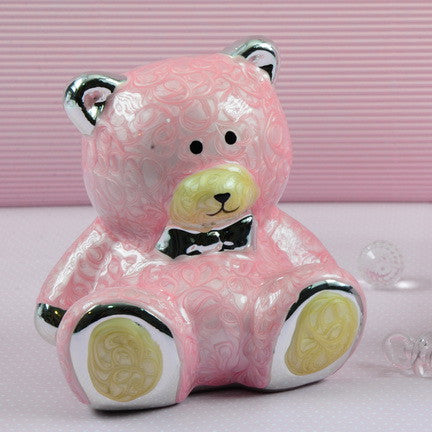 Piggy Bank Teddy 1