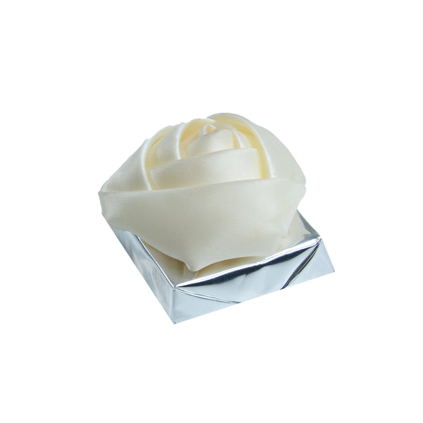 White Rose Wedding Chocolate- Pack of 20 Pcs