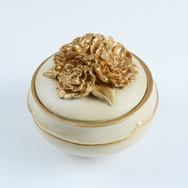 Rustic baroque Golden box