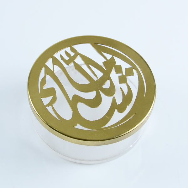 Mashallah Transparent Box