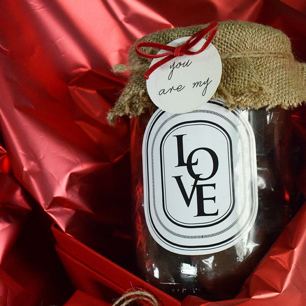 You Are My Love Jar