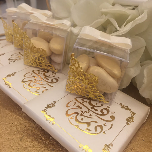 Wedding Chocolate (Pack of 33)
