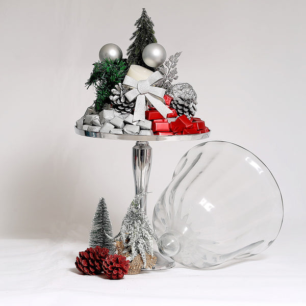 Christmas Bells Are Ringing Vase