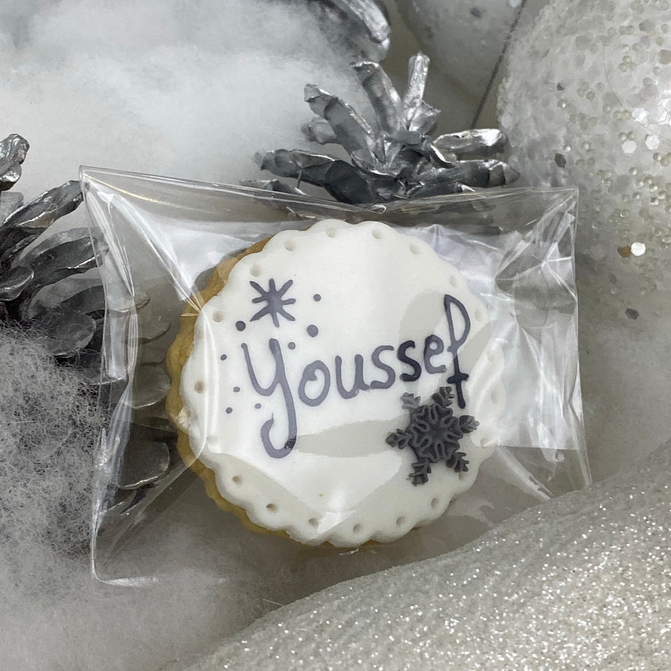 Winter Sugar Cookies - Boy/Girl