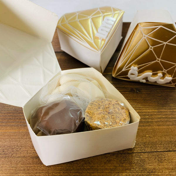 Diamond Chocolate Box