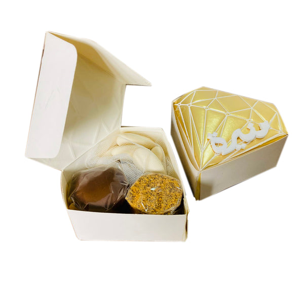 Mini Wedding Favor Box