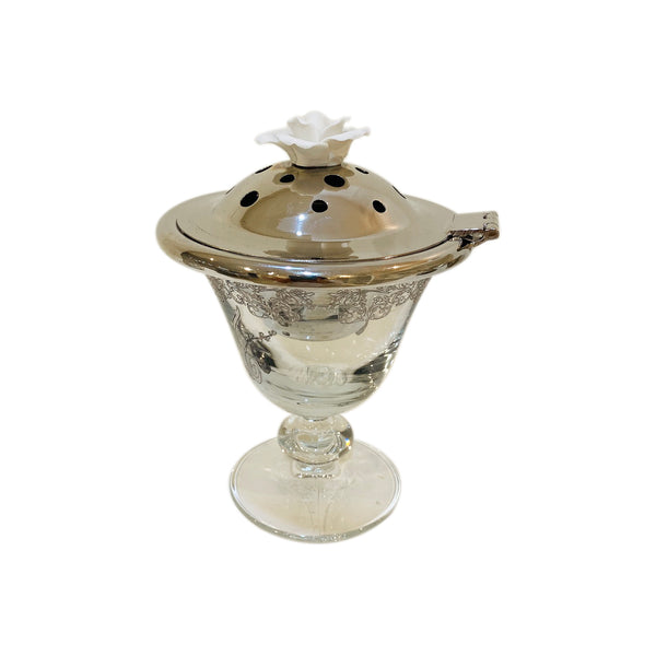 Diffusing Scents Censer