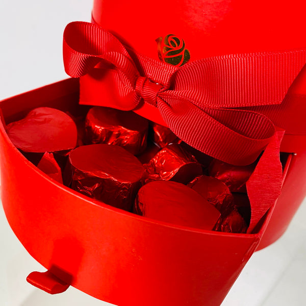 Chocolates over Roses Box