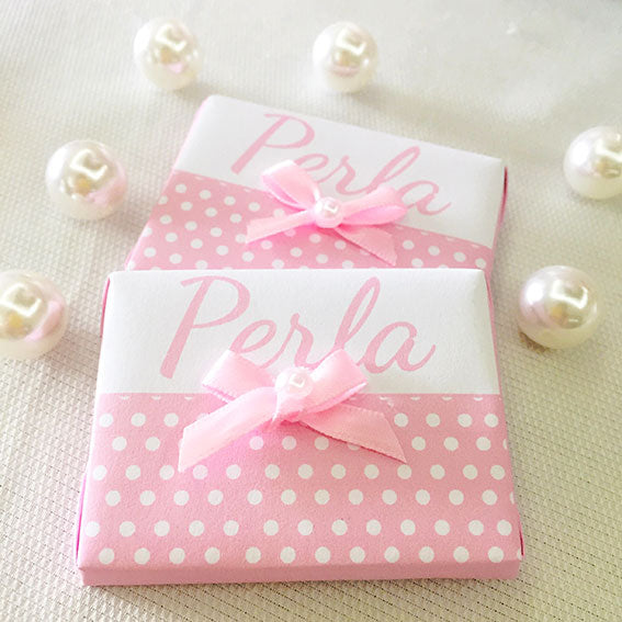Patterns and Pearls Chocolate (Pack of 40)