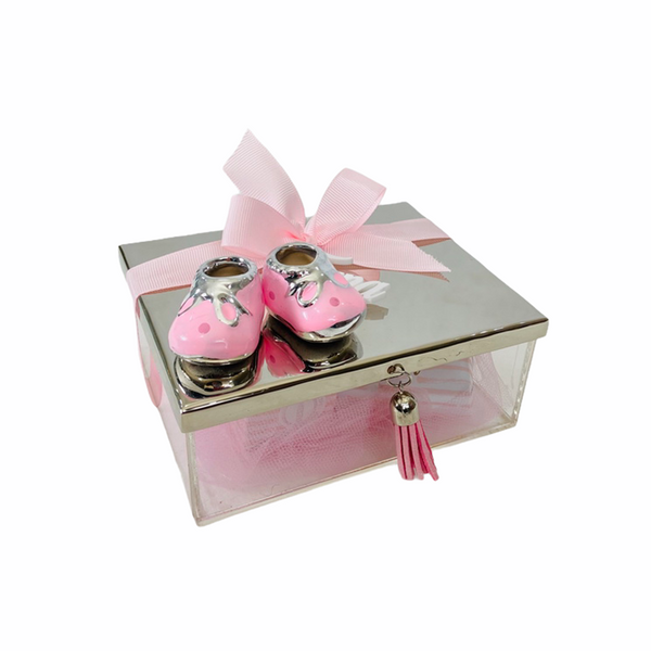 Littler Charmer - Baby Girl Gift Box