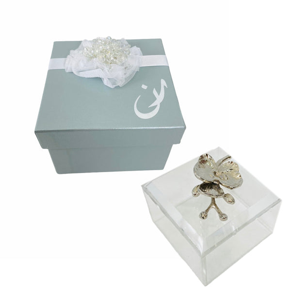 Orchid Blossom - Decorative Box