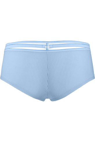 Space Odyssey Serene Blue 12cm Brazilian Shorts