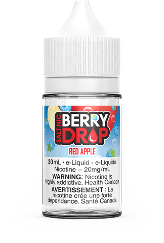 RED APPLE BY BERRY DROP SALT