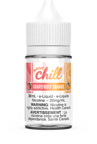 GRAPEFRUIT ORANGE SALT BY CHILL TWISTED