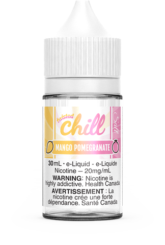 MANGO POMEGRANATE SALT BY CHILL TWISTED