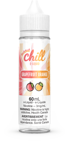 GRAPEFRUIT ORANGE BY CHILL TWISTED