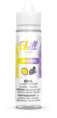 LEMON GRAPE BY CHILL TWISTED