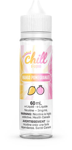 MANGO POMEGRANATE BY CHILL TWISTED