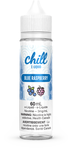 BLUE RASPBERRY BY CHILL E-LIQUIDS