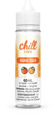 ORANGE PEACH BY CHILL E-LIQUIDS