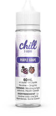 PURPLE GRAPE BY CHILL E-LIQUIDS